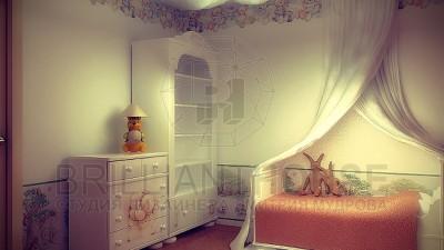 Интерьер детской спальни (1)