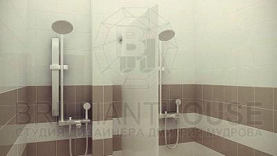 Дизайн офисного санузла (1)