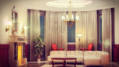 Дизайн гостиной фото (1)