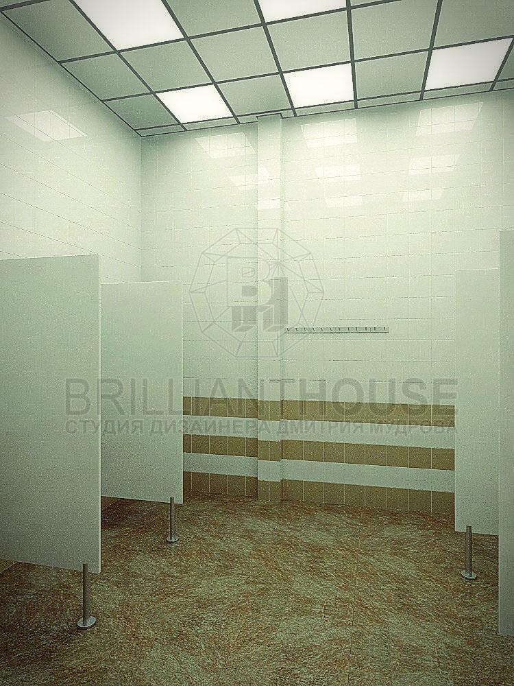 Дизайн душевой дизайн проект офиса