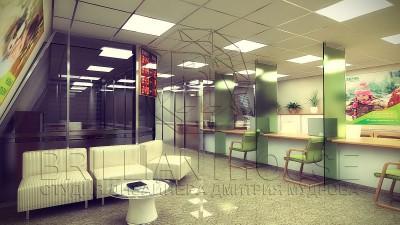 Дизайн проект офиса банка (1)