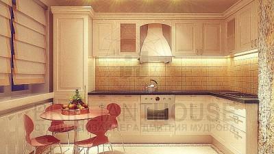 Интерьер кухни в двушке (1)