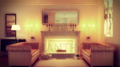 Дизайн интерьера гостиной (1)