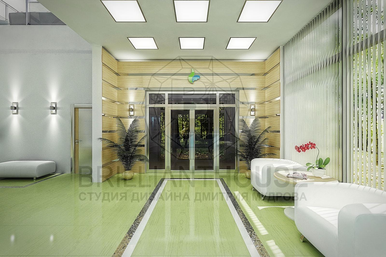 Дизайн СПА-салона