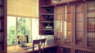 Интерьер домашнего кабинета (1)