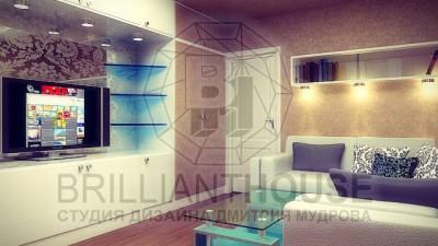 спальня-гостиная дизайн (1)
