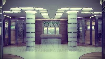 Дизайнер интерьеров офисов (2)