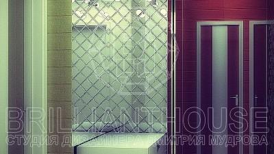 Дизайн интерьера коридор (1)