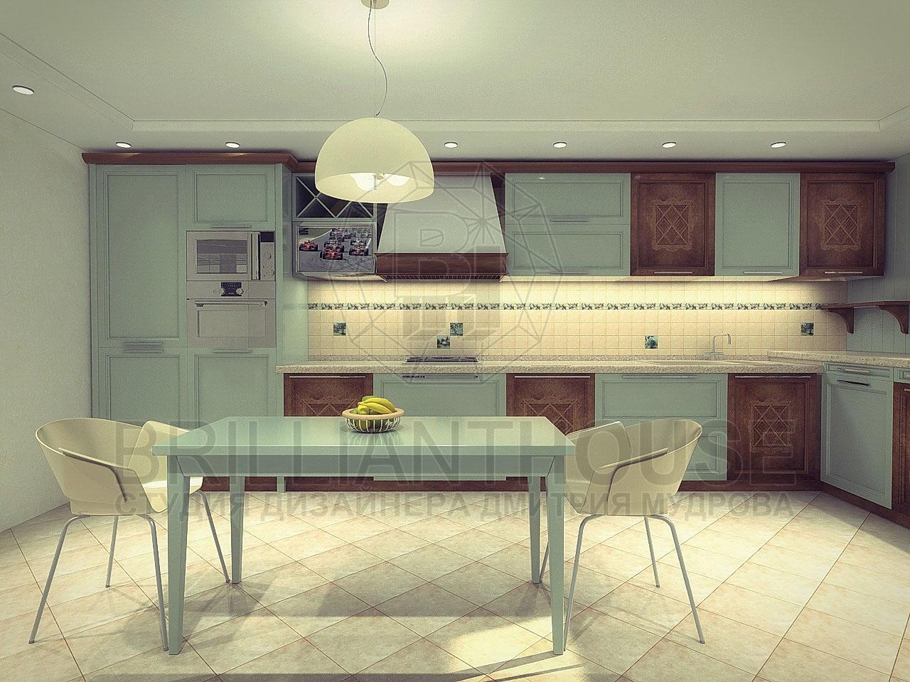 Кухня в стиле «минимализм»