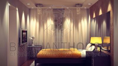 Дизайн-проект трех-комнатной квартиры (1)