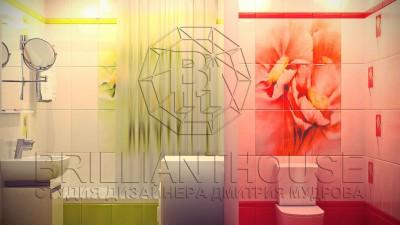 Дизайн ванной и туалета (1)