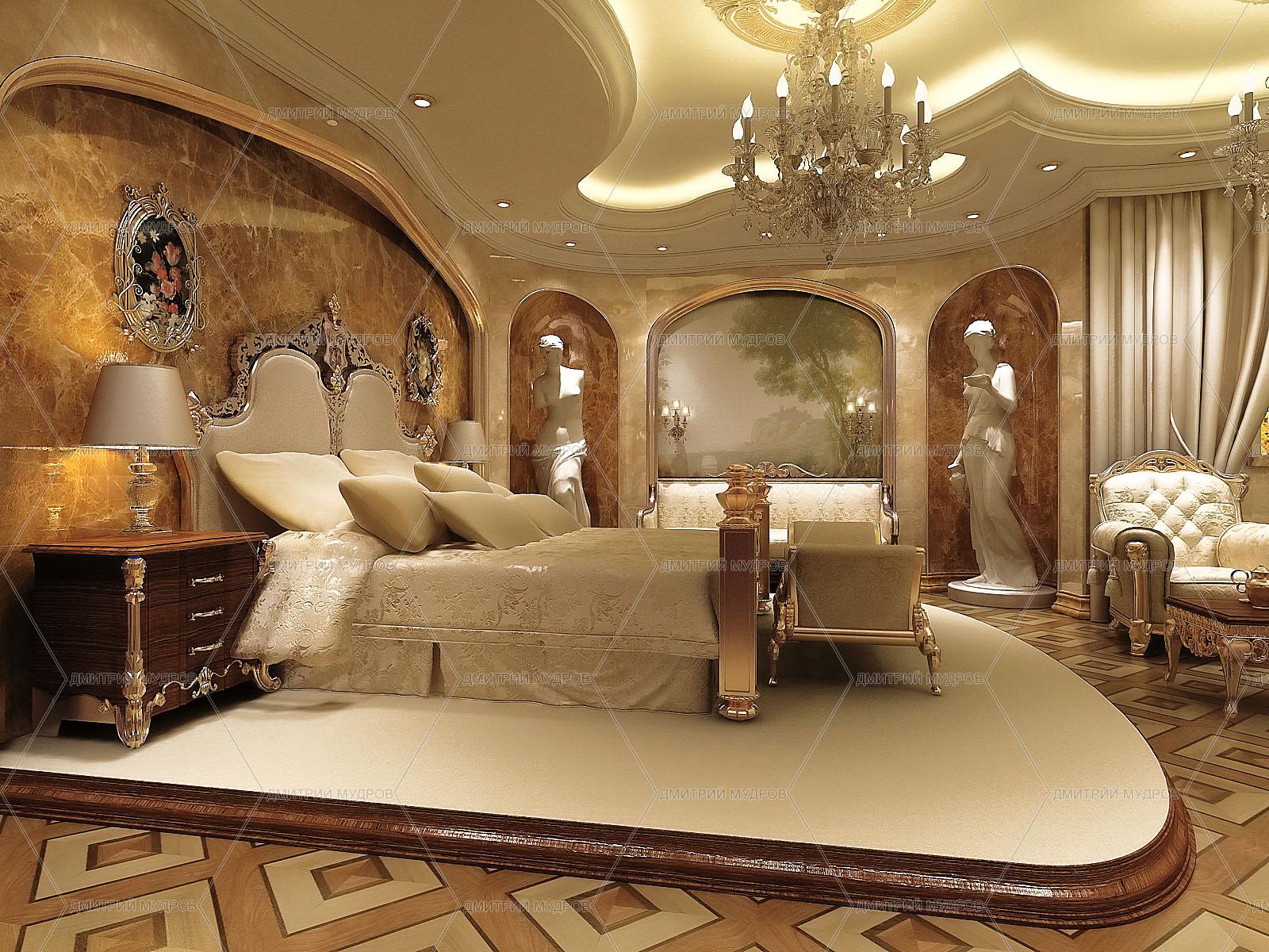 Дизайн Спальни Классической