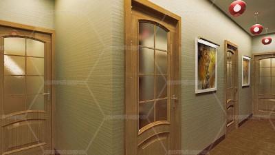 Дизайн коридора - Дизайнер Интереьров (1)