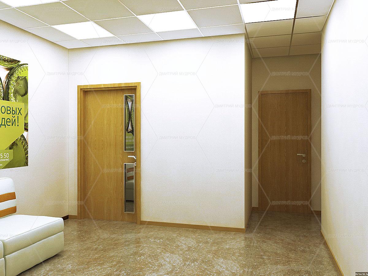 Дизайн комнаты ожидания