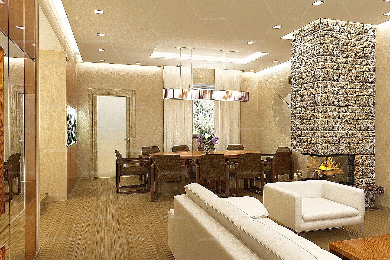 Дизайн гостиной в таунхаусе дизайн